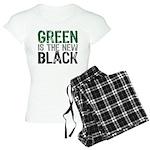 green_new_black.png Women's Light Pajamas