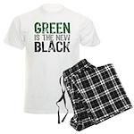 green_new_black.png Men's Light Pajamas