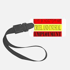 JOB/EMPLOYMENT/CAREER Luggage Tag