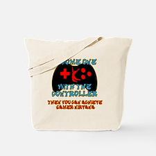 GAMER NIRVANA Tote Bag