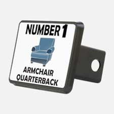ARMCHAIR QUARTERBACK Hitch Cover