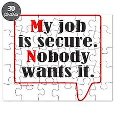 MY JOB Puzzle