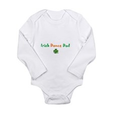 Irish Dance Dad Long Sleeve Infant Bodysuit