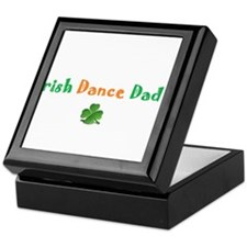 Irish Dance Dad Keepsake Box