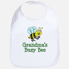 Grandmas Busy Bee Bib