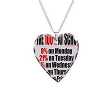 I GIVE 100% AT SCHOOL Necklace