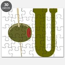 OLIVE U (I LOVE YOU) Puzzle