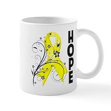 Flower Hope Spina Bifida Mug