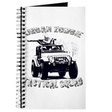 Urban Zombie Tactical Squad Journal