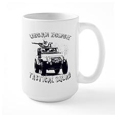 Urban Zombie Tactical Squad Mug