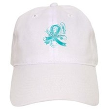 Ovarian Cancer Believe Hat