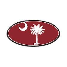 South Carolina Palmetto Moom Flag Patches