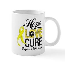 Hope Love Cure Spina Bifida Mug