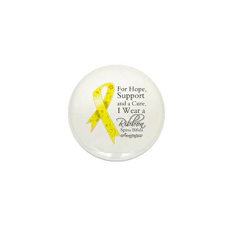 Hope Cure Spina Bifida Mini Button (10 pack)