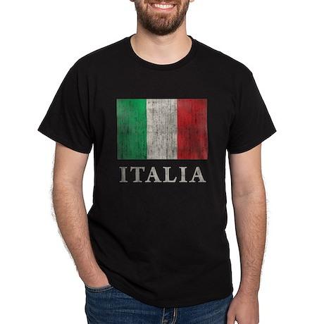 Vintage Italia Dark T-Shirt