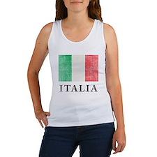 Vintage Italia Women's Tank Top