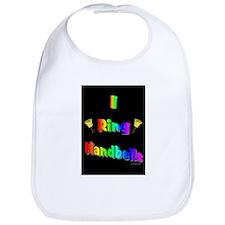 Funny Handbell Bib