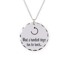 Gyro big.jpg Necklace Circle Charm