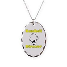 Handbell Director big.jpg Necklace Oval Charm