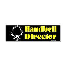 Unique Handbell Car Magnet 10 x 3