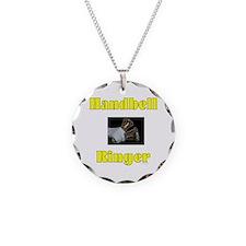 Handbell Ringer Necklace
