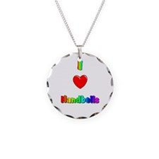 I love handbells big.jpg Necklace Circle Charm