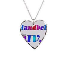Handbell Diva.jpg Necklace Heart Charm