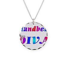 Handbell Diva.jpg Necklace Circle Charm