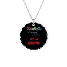 addiction.PNG Necklace Circle Charm