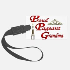 Pageant Grandma Luggage Tag