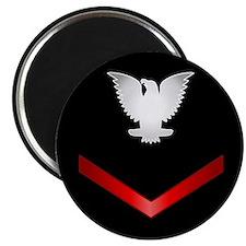 Navy PO3 Magnet