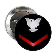 """Navy PO3 2.25"""" Button"""