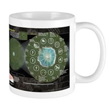 Catching Fire Arena Clock Mug