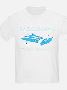 Your Yacht Sank T-Shirt