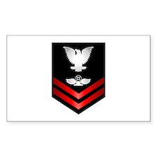 Navy PO2 Air Traffic Control Decal