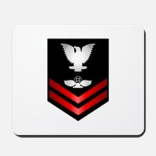 Navy PO2 Air Traffic Control Mousepad