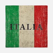 Vintage Italia Queen Duvet