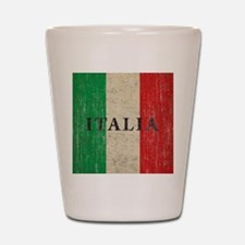 Vintage Italia Shot Glass