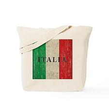 Vintage Italia Tote Bag