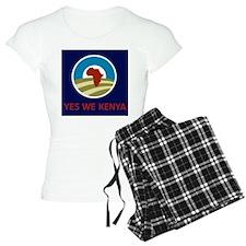 Yes We Kenya Pajamas