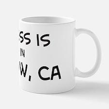 Barstow - Happiness Mug