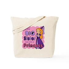 I'm The Big Sister Tote Bag