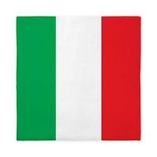 Italy Flag Queen Duvet