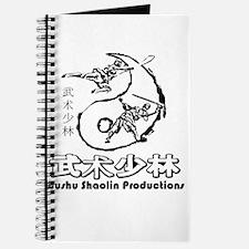 Wushu Shaolin Productions Logo PNG Journal