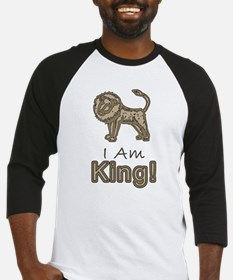 I Am King! Baseball Jersey