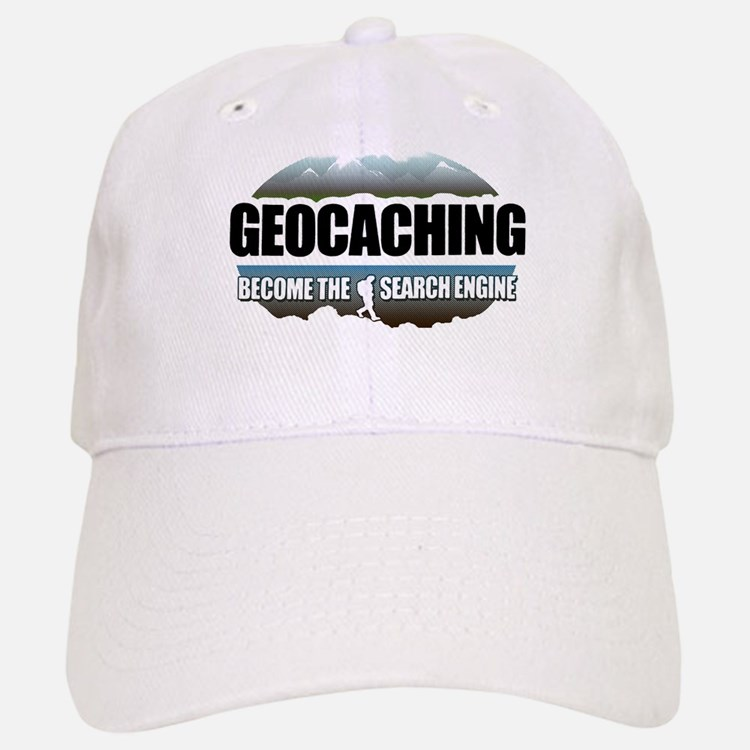 GEOCACHING Baseball Baseball Cap