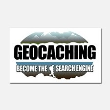 GEOCACHING Car Magnet 20 x 12