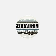 GEOCACHING Mini Button (100 pack)