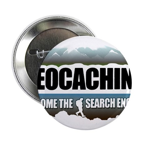 "GEOCACHING 2.25"" Button"