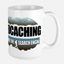 GEOCACHING Ceramic Mugs